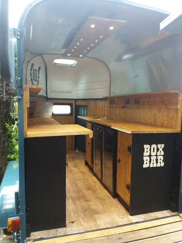 Horsebox Mobile Bar Shropshire
