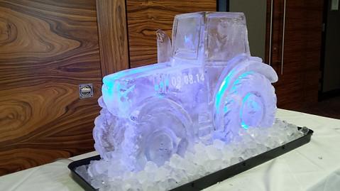 Tractor Vodka Luge