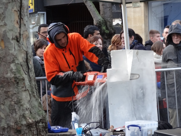 Live Ice Carving Nottingham