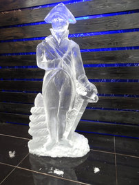 Lord Nelson Vodka Ice Luge