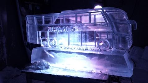 Bus Vodka Luge