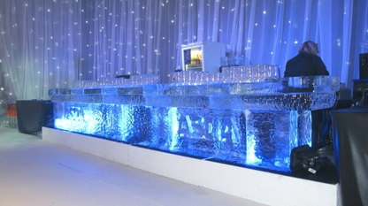 Corporate ASDA Ice Bar