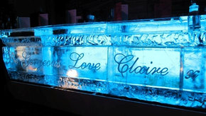 Birthday Ice Bar