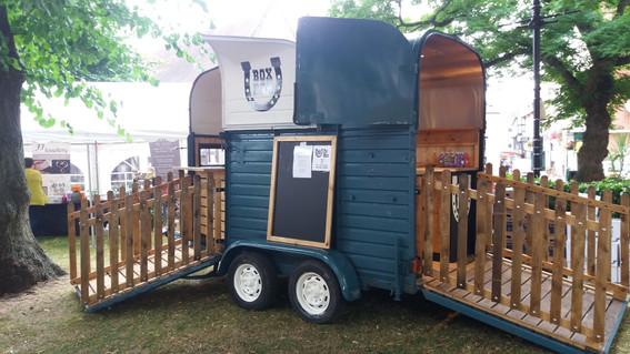 Mobile Bar Hire Shropshire