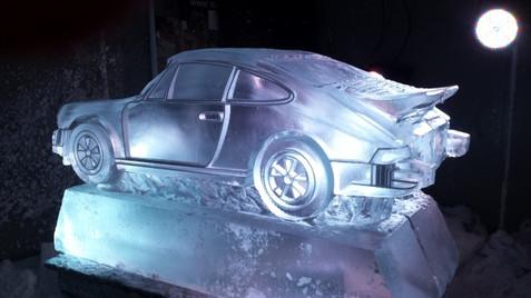 Porsche 911 Vodka Luge