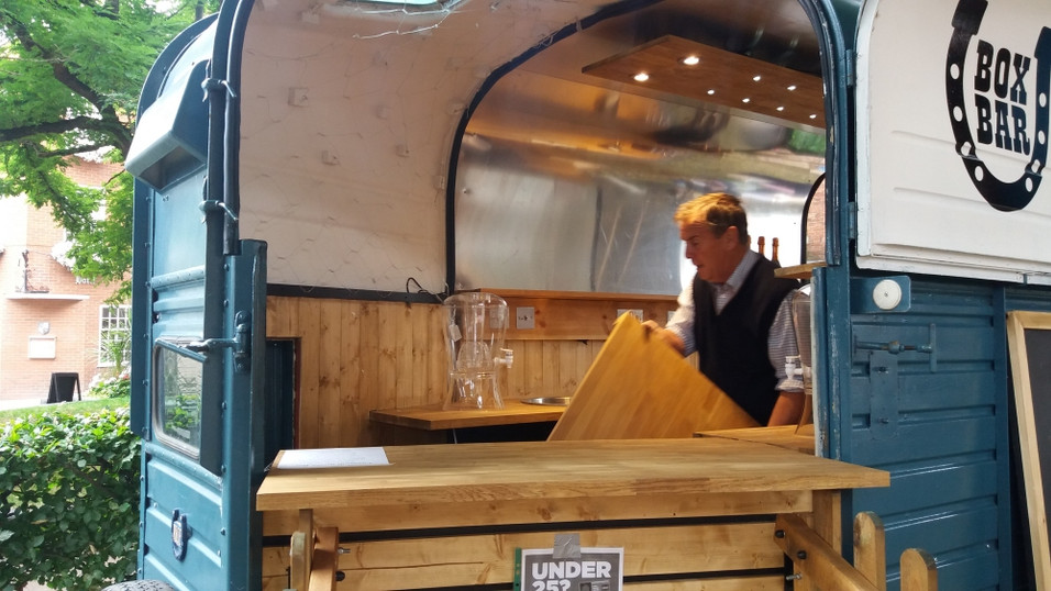 Box Bar Shropshire