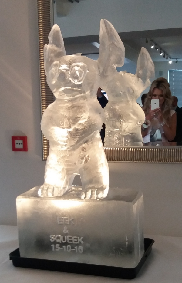 Stitch Vodka Ice Luge