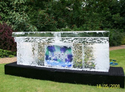 Outdoor Ice Bar Cambridge