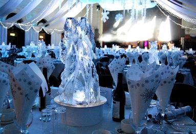 Mountain Ice Table Centre