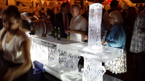 Wedding Ice Bar