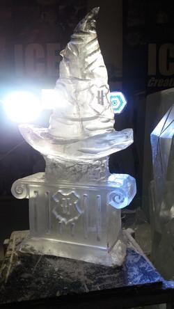 Harry  Potter Sorting Hat Vodka Luge