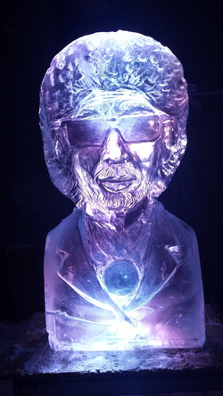 70's Funky Thing Vodka Ice Luge