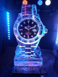 Rolex Vodka Ice Luge