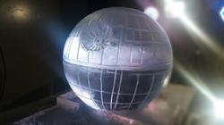 Star Wars Death Star Vodka Ice Luge