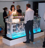 Ice Bar For a Car Launch