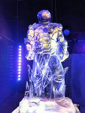 Iron Man Vodka Luge