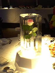 Ice Table Pillar Centrepiece