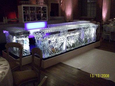 Corner Ice Bar