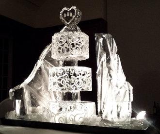 Wedding Cake Double Luge