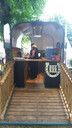 Horse Box Bar Rear Setup.