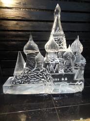 St Basils Full Vodka Luge