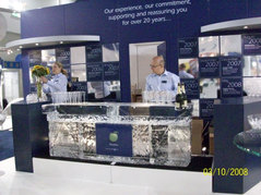 Ice Bar Corporate 2m wide