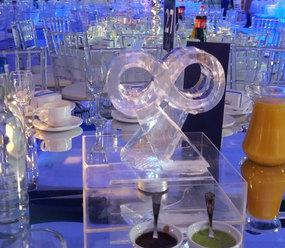 Symbol Ice Table centre