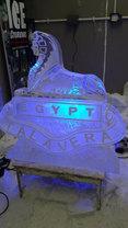Talavira Sphinx Vodka Ice Luge