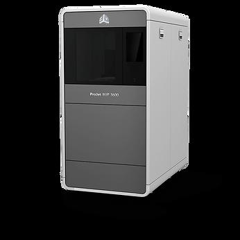 3D systems imprimantes MJP 3600 printers