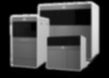 3D systems imprimantes MJP