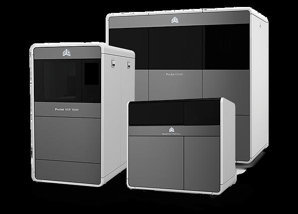 3D Systems MJP series