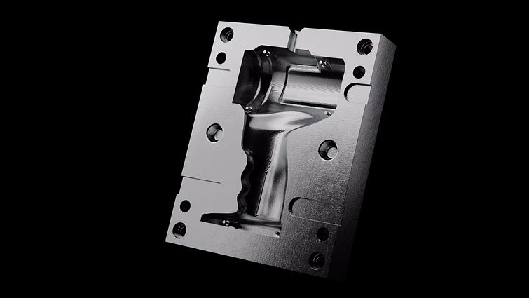 Markforged Metal X injection molding