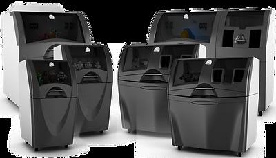 3D Systems CJP printers