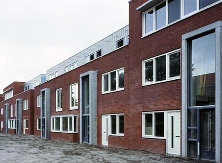 Woningbouw Baansingel Alkmaar
