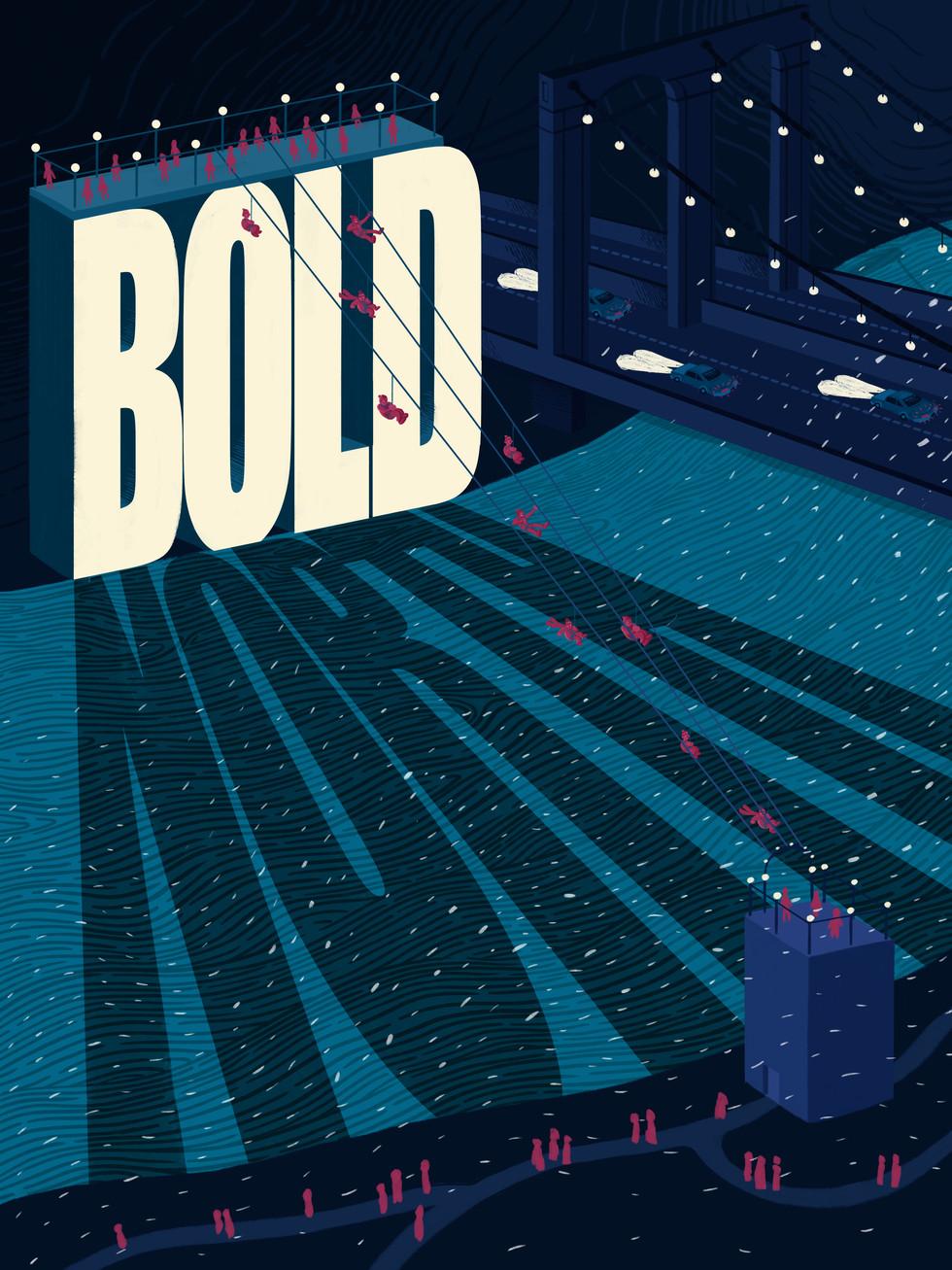 Bold North, 2018