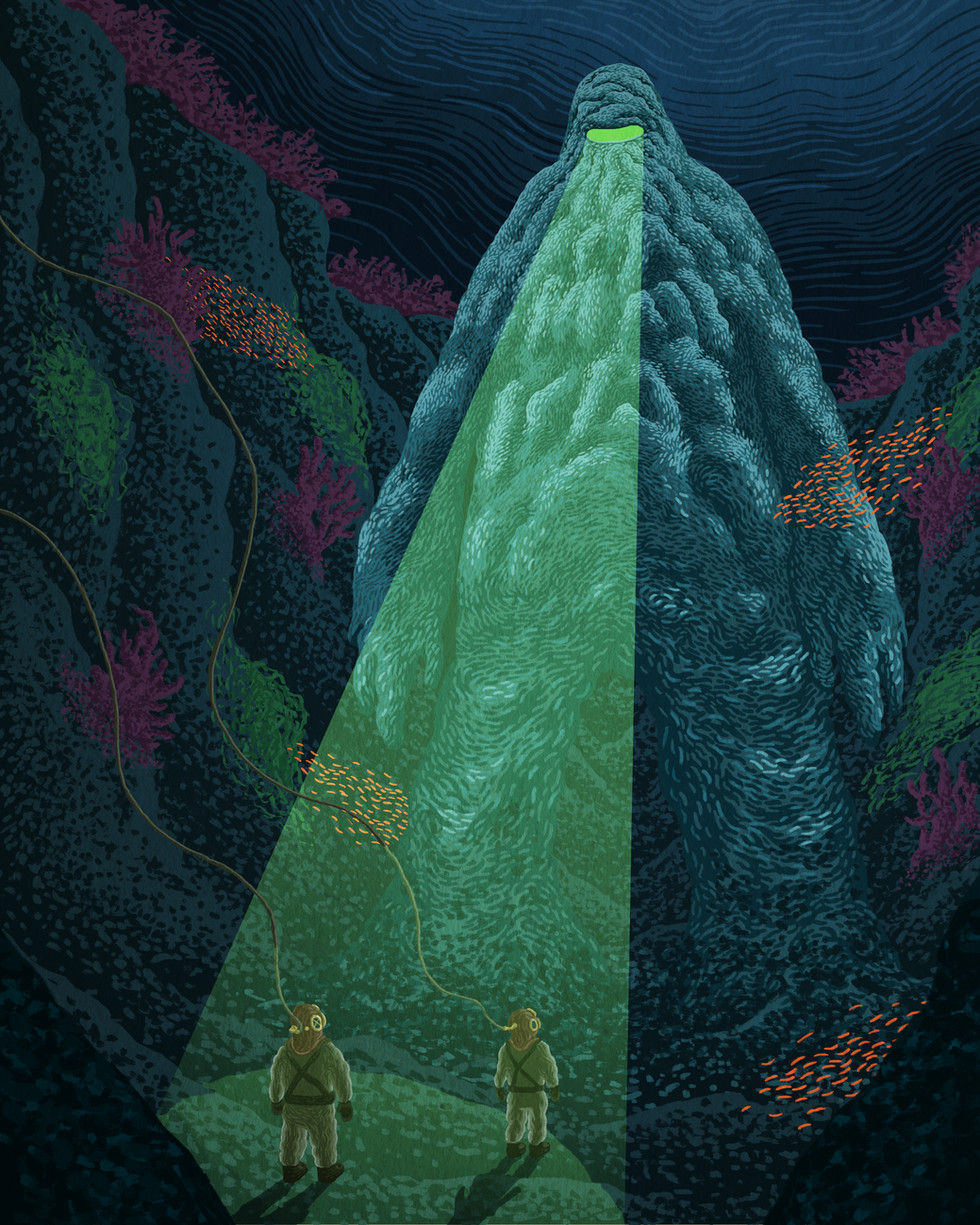 Colossus of the Deep, 2017