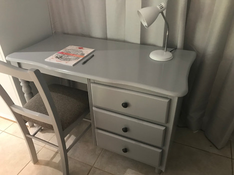Workspace for laptop or study