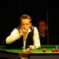 Snookerschool.be coach snooker Kristof Vermeiren