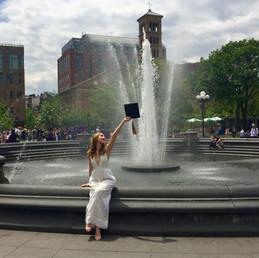 NYU Graduation