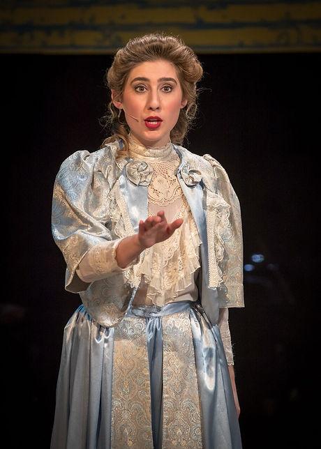 Juliet Jewett Agnes Nolan George M! TheatreZone Season 13