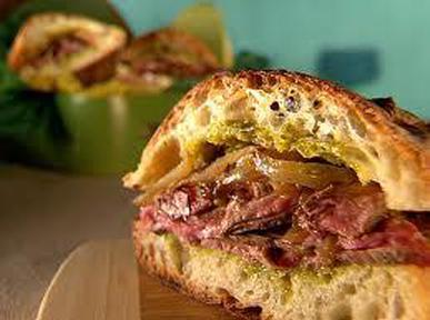 Roast-beef Sandwich
