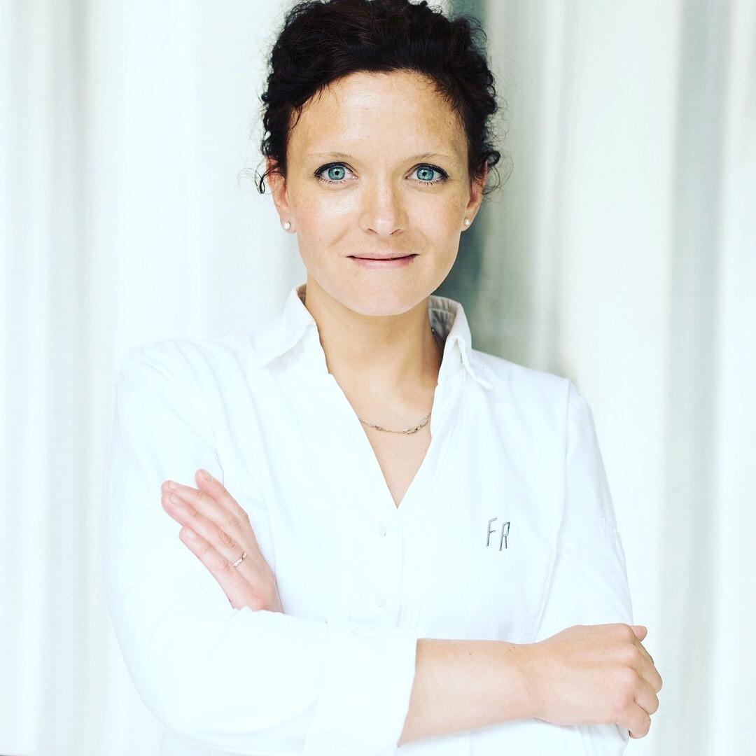 FANNY REY Cheffe Etoilée et cheffe de l'année 2017