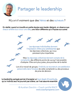 Partager le leadership