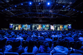Barco solutions help deliver a spectacular show at Adobe Summit EMEA