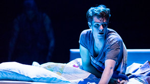 Angels in America is under control with ETC's Eos and LightStrike