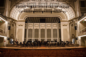 Cincinnati Music Hall modernizes with ETC while preserving history