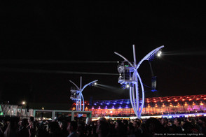 Robert Juliat's Lancelots Rock in Rio
