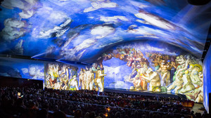 "Claypaky and ADB bring light to ""Giudizio Universale. Michelangelo and the Secrets of The Sisti"