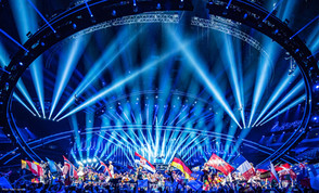 All Aboard with Claypaky at Eurovision Song Contest 2018