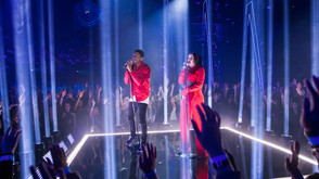 iHeartRadio Music Awards Make Strong Visual Statement with Big Claypaky Lighting Package